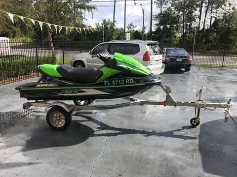 2016 Kawasaki STX-15F for sale in Jacksonville, FL