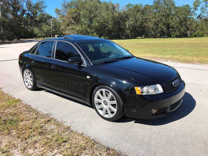 2004 Audi A4 for sale at Terra Motors LLC in Jacksonville FL