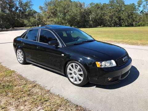 2004 Audi A4 for sale at Terra Motors LLC in Jacksonville FL