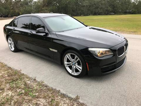 2011 BMW 7 Series for sale at Terra Motors LLC in Jacksonville FL