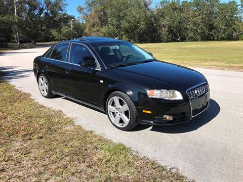 2006 Audi A4 for sale at Terra Motors LLC in Jacksonville FL