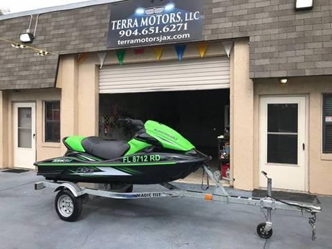 2016 Kawasaki STX 15 F for sale at Terra Motors LLC in Jacksonville FL