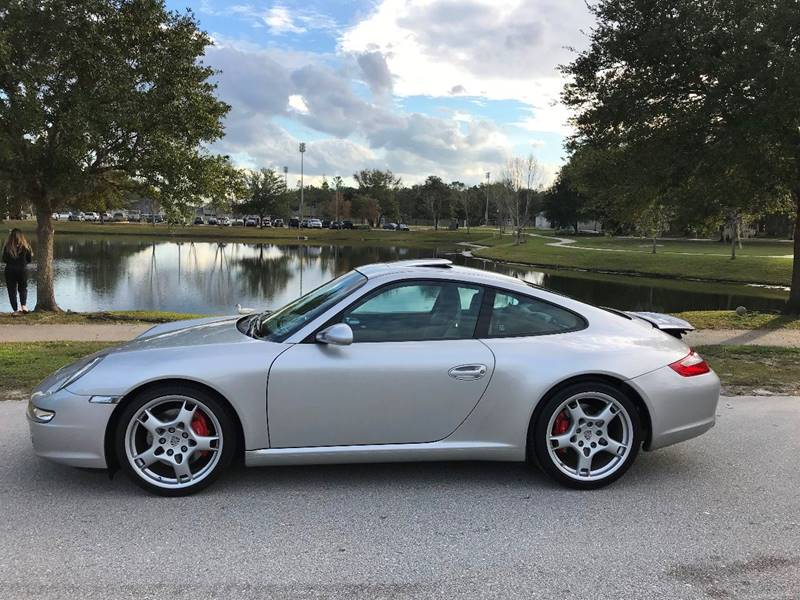 2005 Porsche 911 Jacksonville Fl Jacksonville Florida