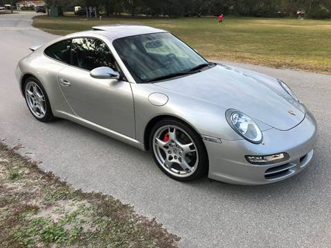 2005 Porsche 911 for sale at Terra Motors LLC in Jacksonville FL