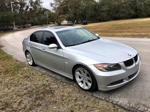 2006 BMW 3 Series for sale at Terra Motors LLC in Jacksonville FL