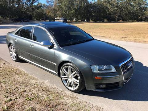 2007 Audi S8 for sale at Terra Motors LLC in Jacksonville FL