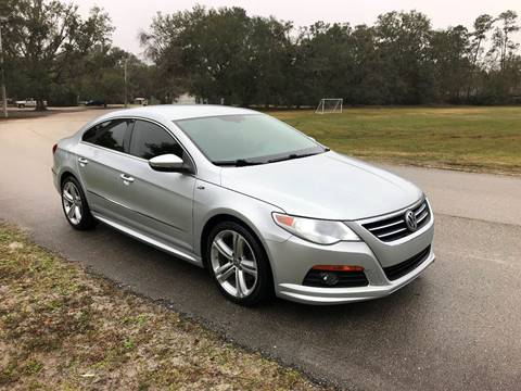 2012 Volkswagen CC for sale at Terra Motors LLC in Jacksonville FL