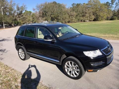 2010 Volkswagen Touareg for sale at Terra Motors LLC in Jacksonville FL