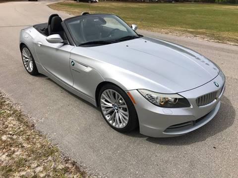 2009 BMW Z4 for sale at Terra Motors LLC in Jacksonville FL