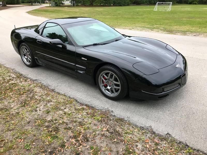 2003 Chevrolet Corvette for sale at Terra Motors LLC in Jacksonville FL