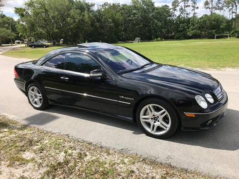 2005 Mercedes-Benz CL-Class for sale at Terra Motors LLC in Jacksonville FL