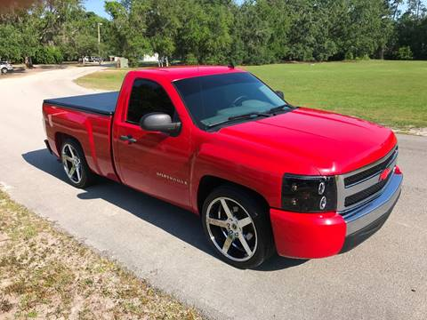 2008 Chevrolet Silverado 1500 for sale at Terra Motors LLC in Jacksonville FL
