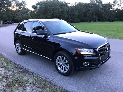 2013 Audi Q5 for sale at Terra Motors LLC in Jacksonville FL