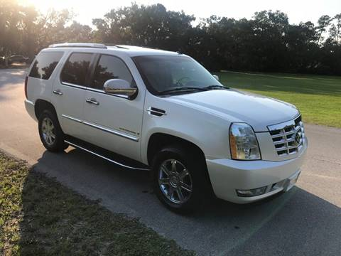 2007 Cadillac Escalade for sale at Terra Motors LLC in Jacksonville FL