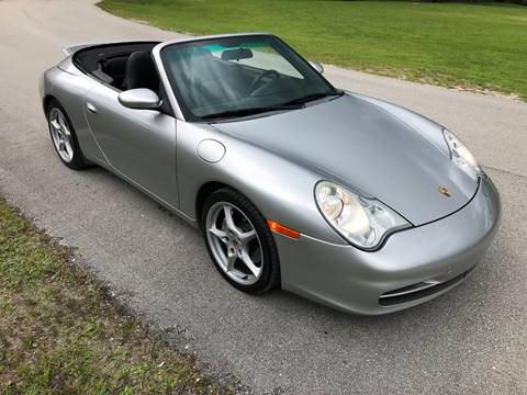 2003 Porsche 911 for sale at Terra Motors LLC in Jacksonville FL