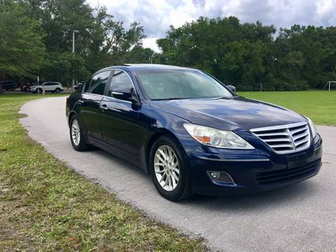 2009 Hyundai Genesis for sale at Terra Motors LLC in Jacksonville FL