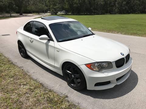 2008 BMW 1 Series for sale at Terra Motors LLC in Jacksonville FL