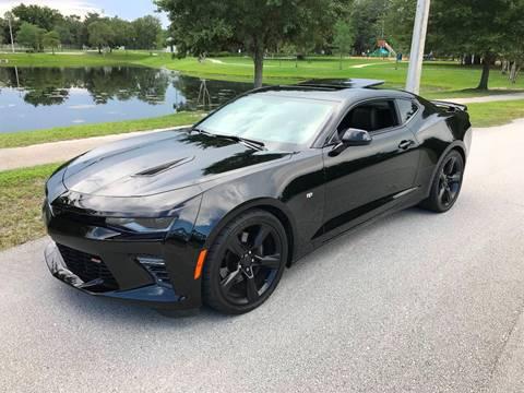 2016 Chevrolet Camaro for sale at Terra Motors LLC in Jacksonville FL