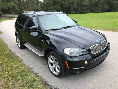 2012 BMW X5 for sale at Terra Motors LLC in Jacksonville FL