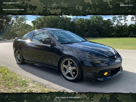 Acura RSX For Sale in Jacksonville, FL - Terra Motors LLC