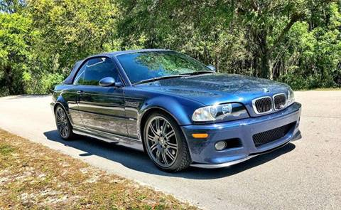 2003 BMW M3 for sale at Terra Motors LLC in Jacksonville FL
