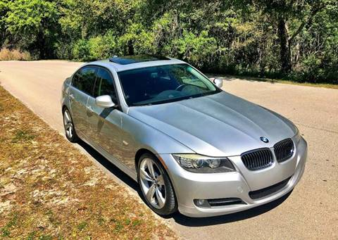 2009 BMW 3 Series for sale at Terra Motors LLC in Jacksonville FL