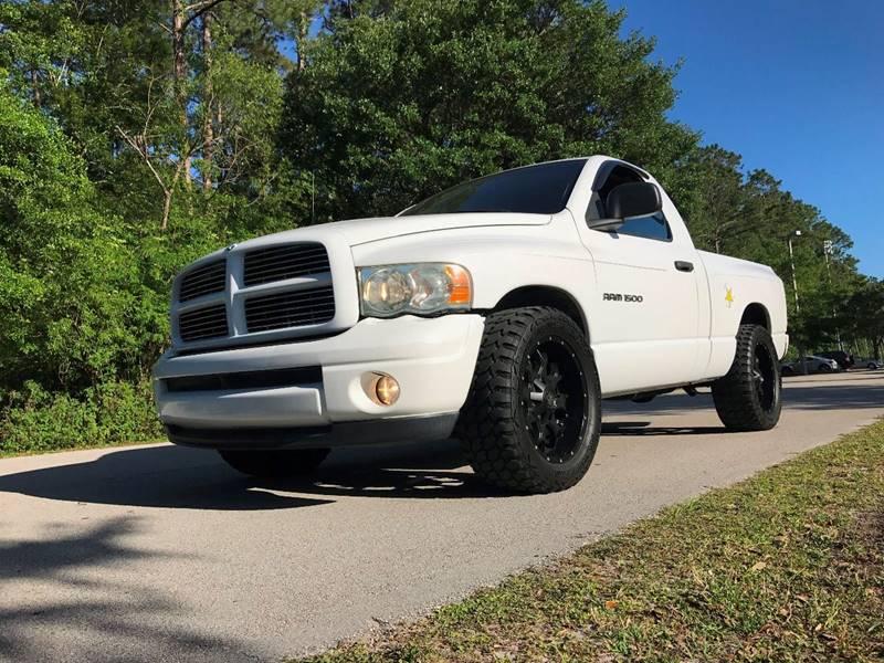 2003 Dodge Ram Pickup 1500 for sale at Terra Motors LLC in Jacksonville FL
