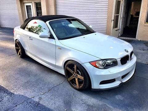 2008 BMW 1 Series for sale at Terra Motors LLC in Jacksonville FL