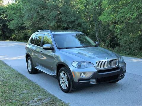2008 BMW X5 for sale at Terra Motors LLC in Jacksonville FL