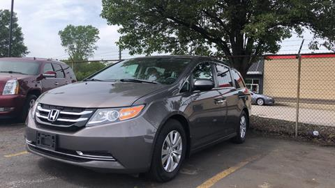 2016 Honda Odyssey for sale in Akron, OH