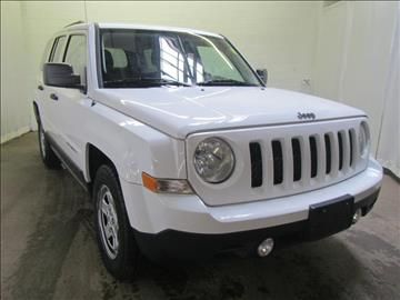 2011 Jeep Patriot for sale in Akron, OH