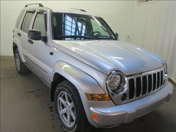 2005 Jeep Liberty for sale in Akron, OH