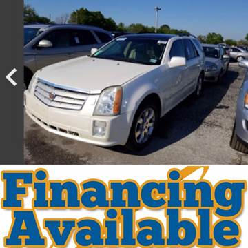 2007 Cadillac SRX for sale at Jack's Auto Sales in Port Richey FL