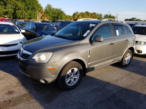 2009 Saturn Vue for sale at Jack's Auto Sales in Port Richey FL