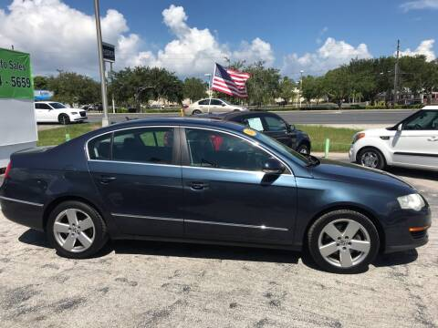 2008 Volkswagen Passat for sale at Jack's Auto Sales in Port Richey FL