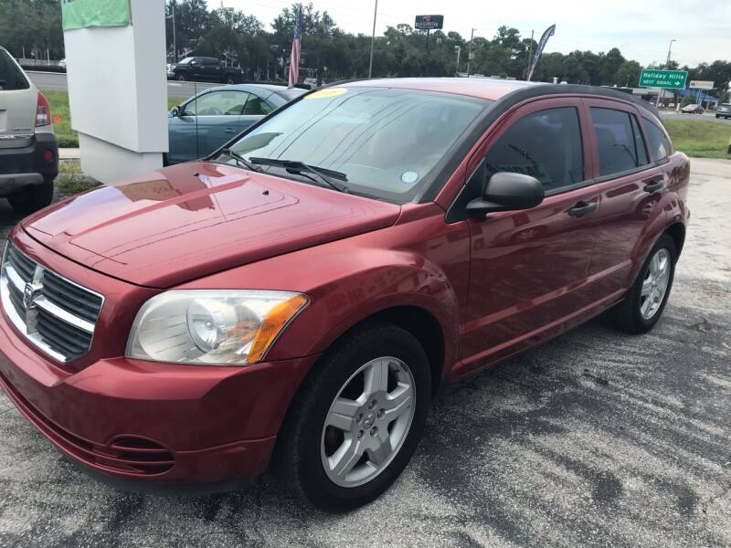 2008 Dodge Caliber for sale at Jack's Auto Sales in Port Richey FL