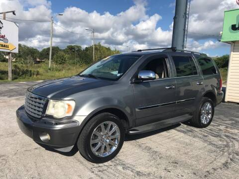 2009 Chrysler Aspen for sale at Jack's Auto Sales in Port Richey FL