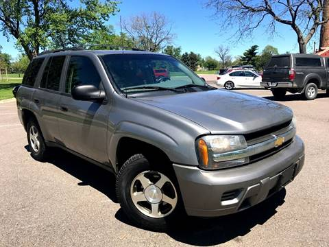 2006 Chevrolet TrailBlazer for sale in Englewood, CO