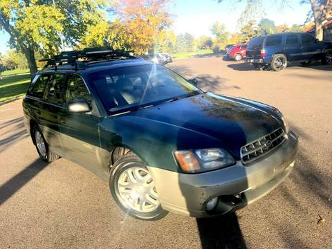 2000 Subaru Outback for sale in Englewood, CO