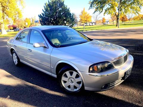 2004 Lincoln LS for sale in Englewood, CO