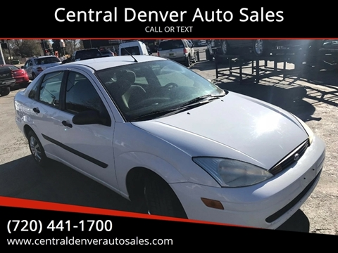 2000 ford focus lx