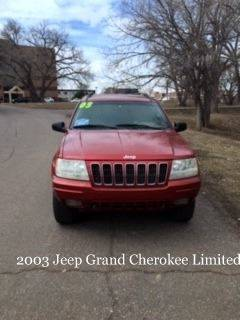 2003 Jeep Grand Cherokee for sale in Englewood, CO