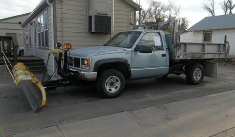 1989 GMC Sierra 2500 for sale in Englewood, CO