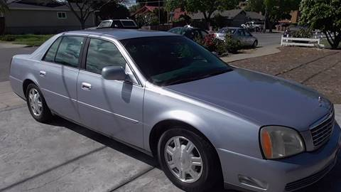 2005 Cadillac DeVille for sale in San Jose, CA