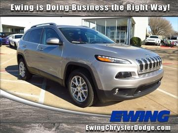 2017 Jeep Cherokee for sale in Arlington, TX