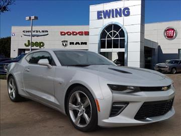 2016 Chevrolet Camaro for sale in Arlington, TX