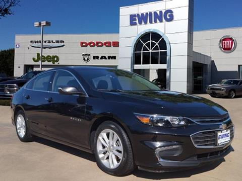 2017 Chevrolet Malibu for sale in Arlington, TX