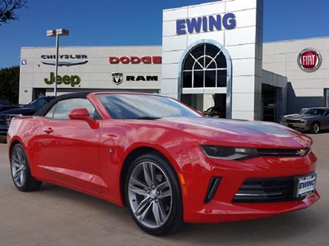 2017 Chevrolet Camaro for sale in Arlington, TX