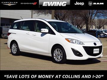 2015 Mazda MAZDA5 for sale in Arlington, TX
