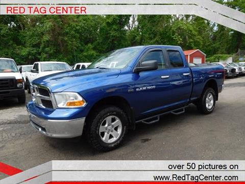 2011 RAM Ram Pickup 1500 for sale in Capitol Heights, MD